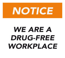 Kennedy Concrete is a drug free work place